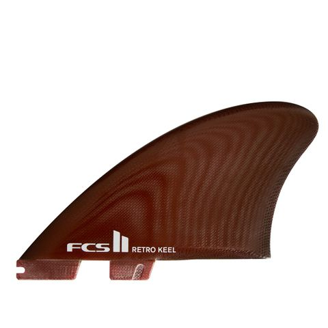 Fcs2 Retro Keel Pg Red Twin