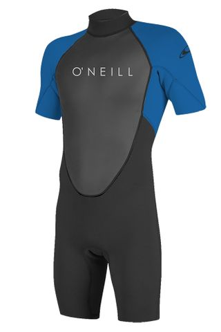 O'Neill Youth Reactor II 2mm Back Zip S/S Spring Wetsuit