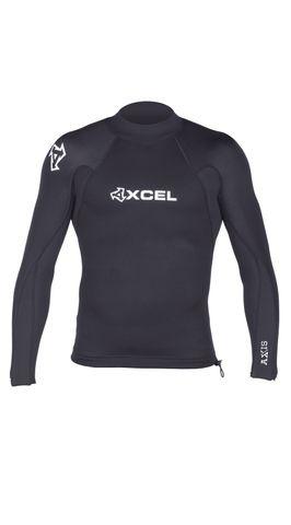 Xcel Axis L/s 2/1mm Top S