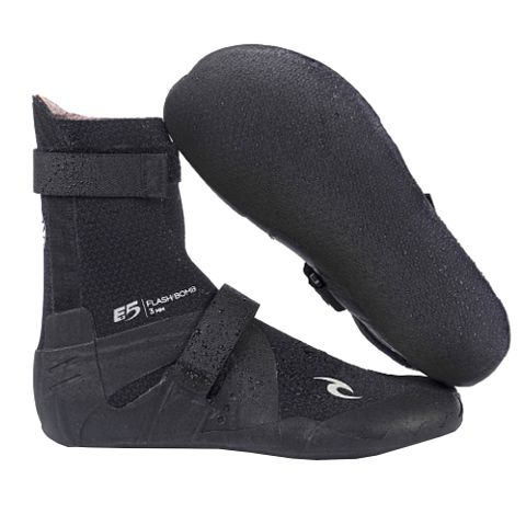 Rip Curl Flashbomb 3mm Hidden Split Toe Wetsuit Boot