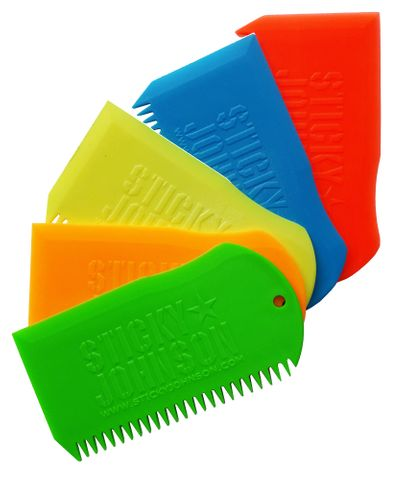 Sticky Johnson Wax Comb Assorted
