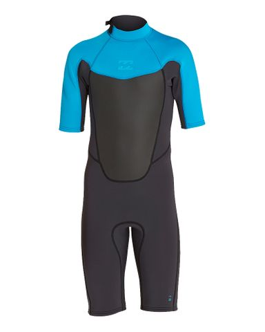 Billabong Toddler Absolute Spring Wetsuit - Turquoise