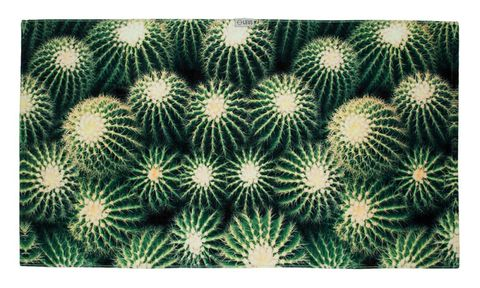 Leus Digital Print Towel Cacti