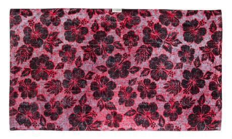 Leus Print Towel  Heavy Petal