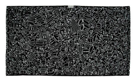 Leus Print Towel  Gus Gus