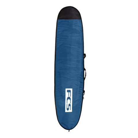 FCS Classic Long Board Bag Stone Blue