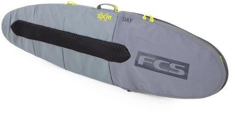 FCS Day Funboard Cover - Grey