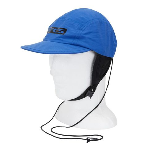 FCS Essential Surf Cap Heather Blue