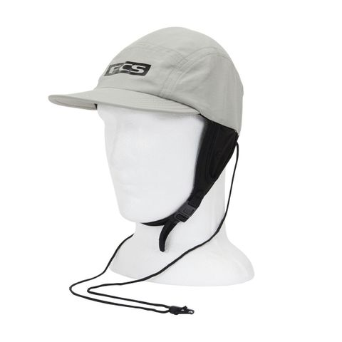 FCS Essential Surf Cap Light Grey