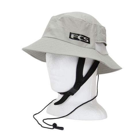 FCS Essential Surf Bucket Hat Grey