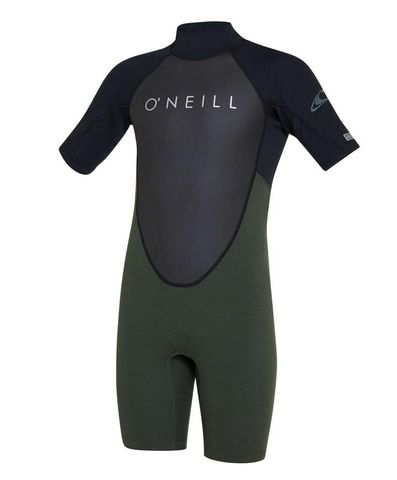 O'Neill Youth Reactor 2mm Spring Suit Olive
