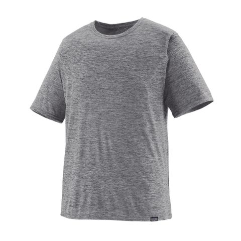 Patagonia Men's Capilene Cool Daily Shirt - Feather Grey
