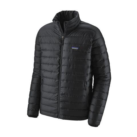 Patagonia Men's Down Sweater - Black