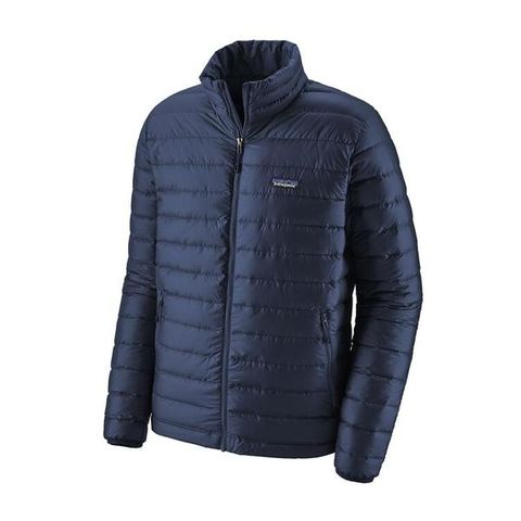 Patagonia Men's Down Sweater - Classic Navy W/Classic Navy