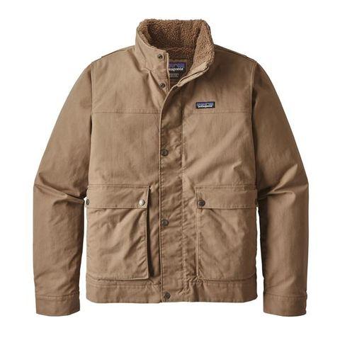 Patagonia Men's Maple Grove Canvas Jacket - Mojave Khaki