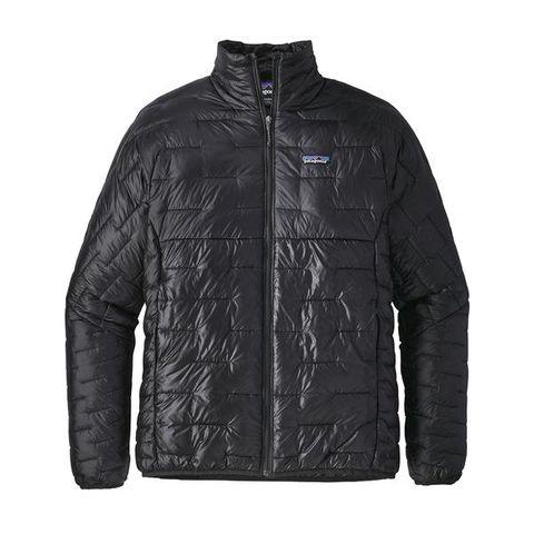 Patagonia Men's Micro Puff Jacket - Black