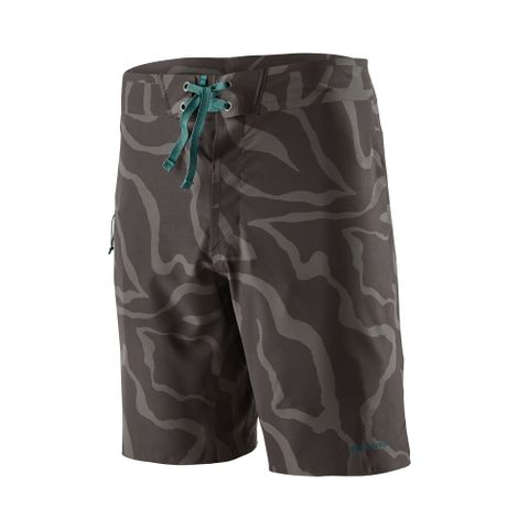 Patagonia Men's Stretch Planing Boardshorts - Tiger Camo