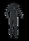 Picture Equation Chest Zip 4/3 - Black