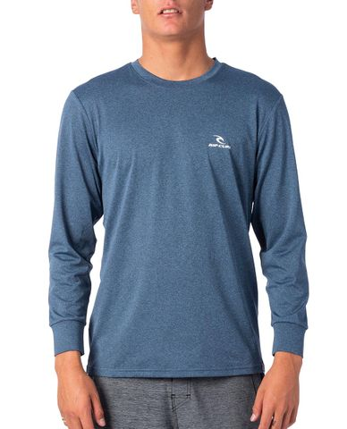 Rip Curl Search Series Long Sleeve Uvt - Navy