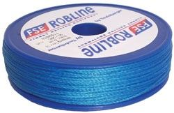 WAXED WHIPPING TWINE SIZE4, .8MM BLUE