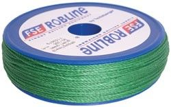 WAXED WHIPPING TWINE SIZE4, .8MM GREEN