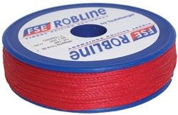 WAXED WHIPPING TWINE SIZE4, .8MM RED