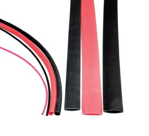 HEATSHRINK 6MM BLACK
