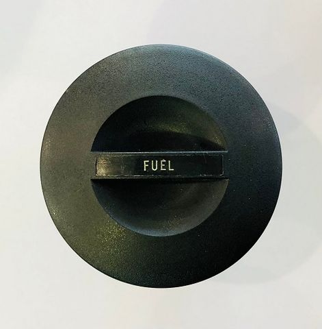 "1 1/2"" (38MM) BLACK NYLON FILLER - FUEL"