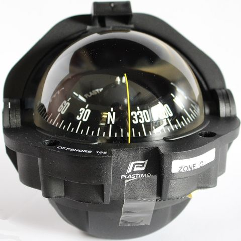 OFFSHORE 105 COMPASS - BLACK