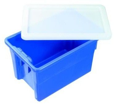 68LTR (#15) NALLY CRATE - BLUE