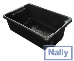 32LTR (#7) NALLY ENVIROCRATE BLACK