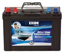 MARINE DUAL PURPOSE BATTERY 12V 110AH