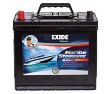 MARINE STARTING BATTERY 12V 600CCA
