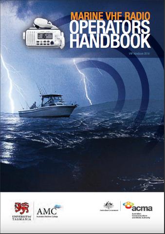 MARINE RADIO OPERATORS HANDBOOK 2013
