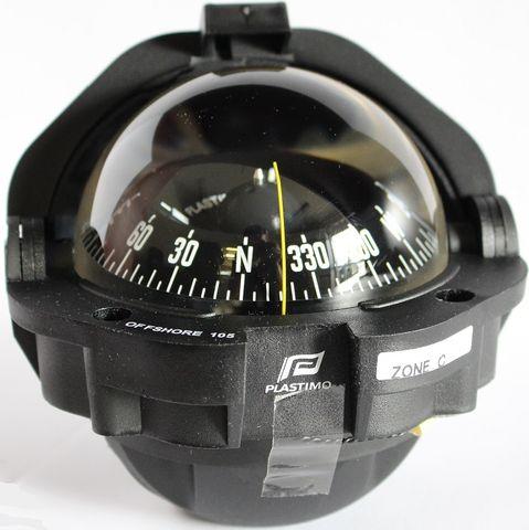OFFSHORE 105 COMPASS - BLACK