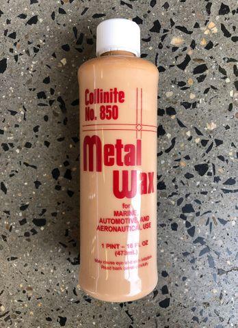 850 METAL WAX - COLLINITE