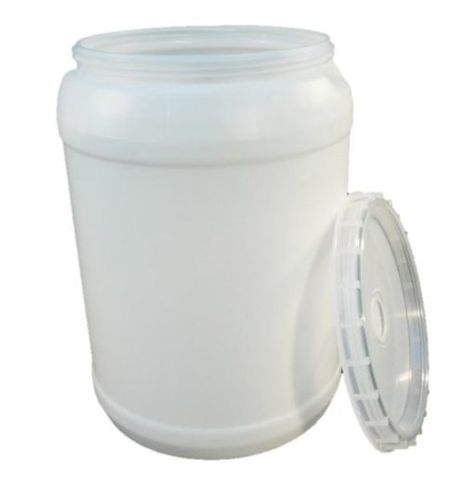 30LTR DRUM CARBOY NATURAL WITH