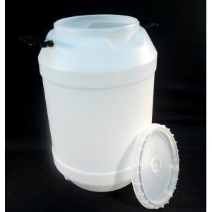 DRUM 60 LTR - NATURAL