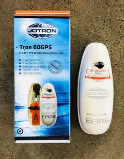 TRON 60GPS EPIRB NATIONAL AUS FLOAT FREE