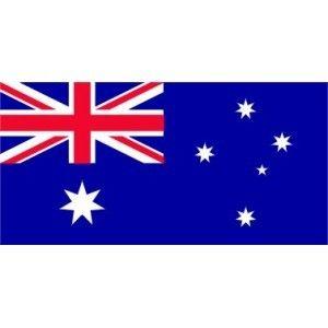"""AUSTRALIAN 36"""" X 18"""" BLUE ENSIGN FLAG"""