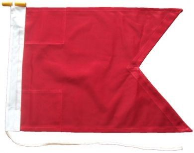 BRAVO FLAG CODE B SIZE 4
