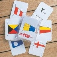 FLIP CARDS - CODE FLAGS
