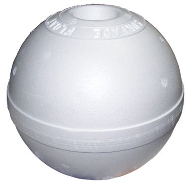 100MM ROUND POLY FLOAT