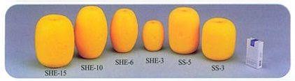 SHE - 3 FLOATS - EVA BRIGHT YELLOW
