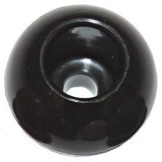 FLOAT BEAD BLACK