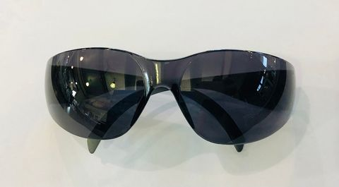 SMOKE SAFETY GLASSES (FRONTIER VISIONX)