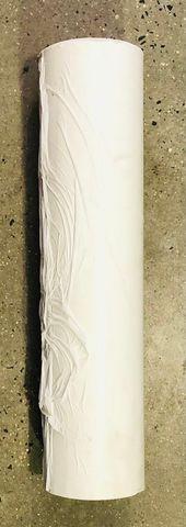 RHINO WRAP,500MM X 375MTRS  25UM WHITE
