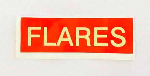 STICKER FLARES
