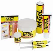 TEF-GEL 30 GRAM SYRINGE