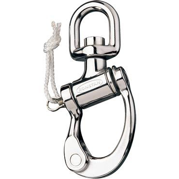 SNAP SHACKLE 150MM PIVOT MWL 3750KG